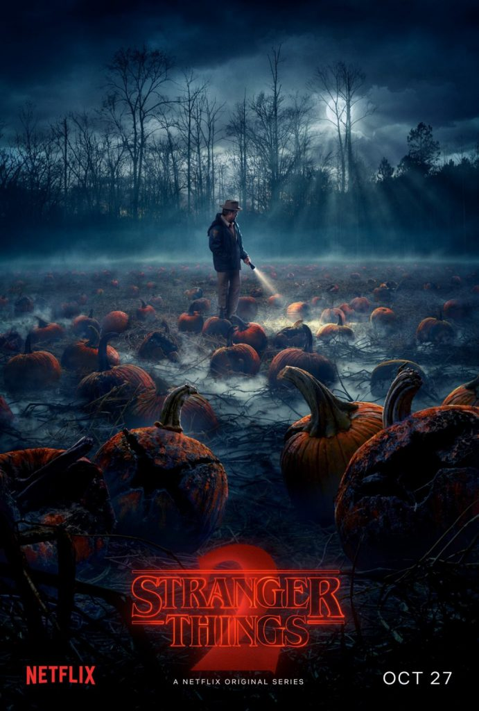 Stranger Things 2 Trailer Poster