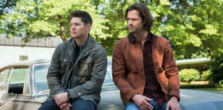 Supernatural Season 13 Start