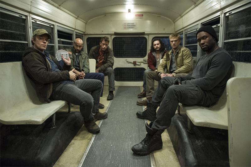The Predator Plot Bus