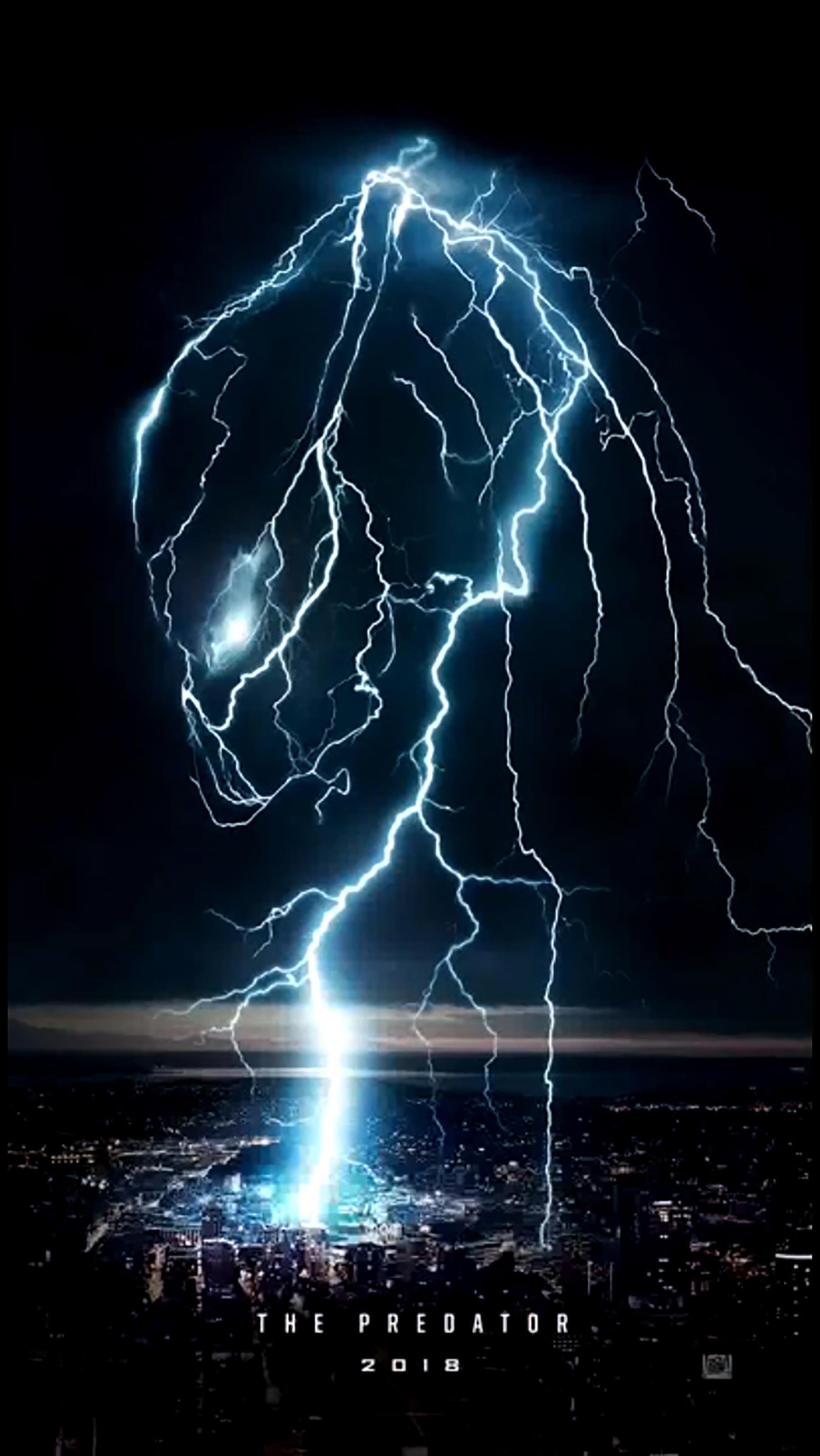 The Predator Plot Poster