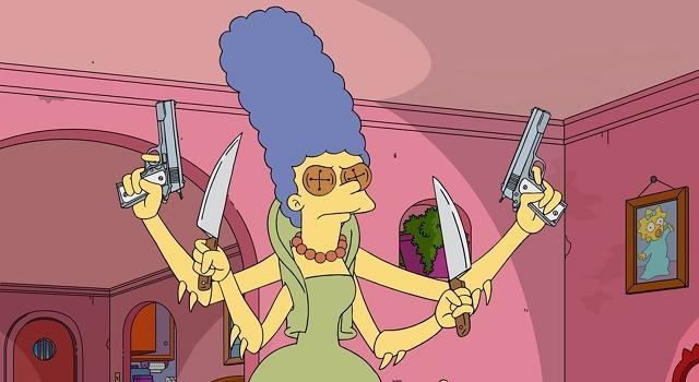 Die Simpsons Treehouse of Horror 2017