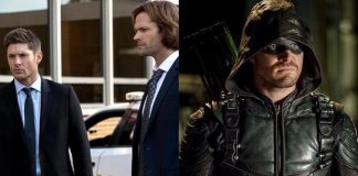 Arrow Season 6 Supernatural Season 13 Quoten