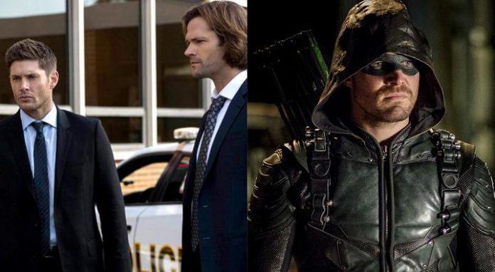 Arrow Season 6 Supernatural Season 13 Quoten