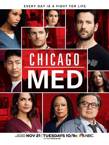 Chicago Med Staffel 3 Poster