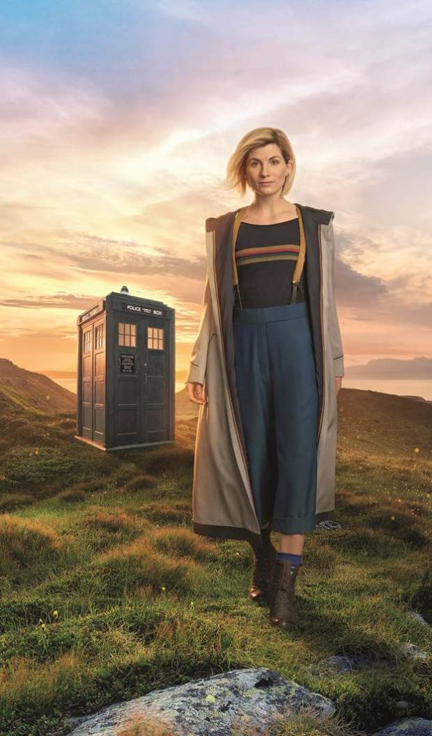 Doctor Who Jodie Whitaker Foto