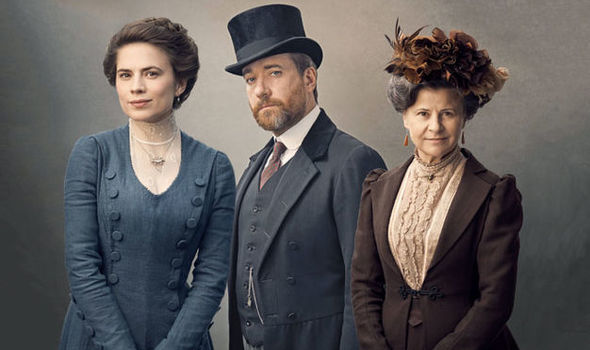 Howards End BBC Trailer & Cast