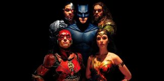 Justice League Abspannszene