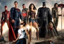 Justice League Poster Marvel