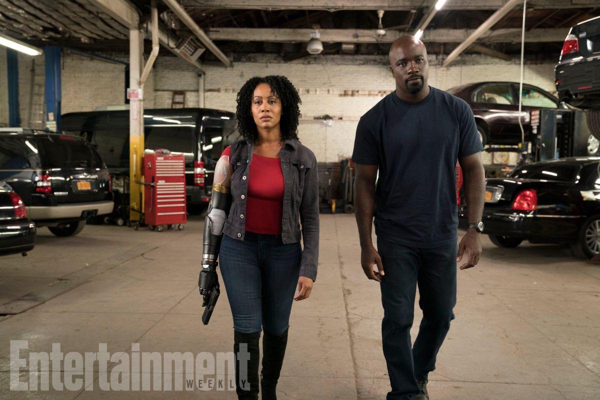 Marvels Luke Cage Staffel 2 Bild 1