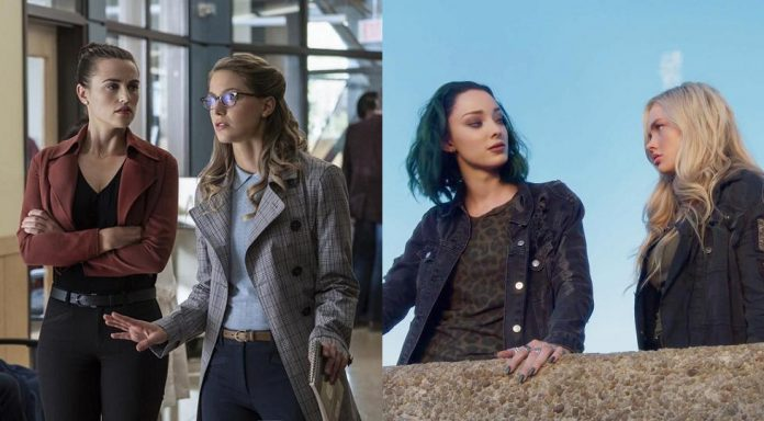 The Gifted Supergirl Season 3 Quoten