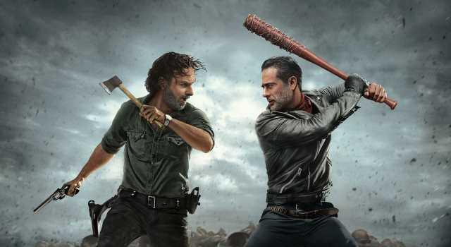 The Walking Dead Staffel 8 Midseason Finale
