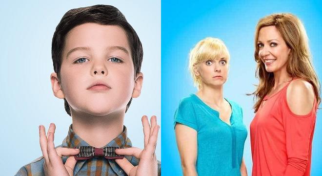 Young Sheldon Mom Staffel 5 Start