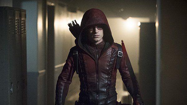 Arrow Deathstroke Arsenal