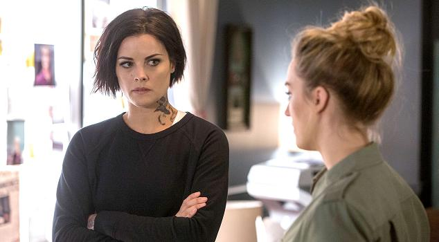 Blindspot Season 3 Quoten