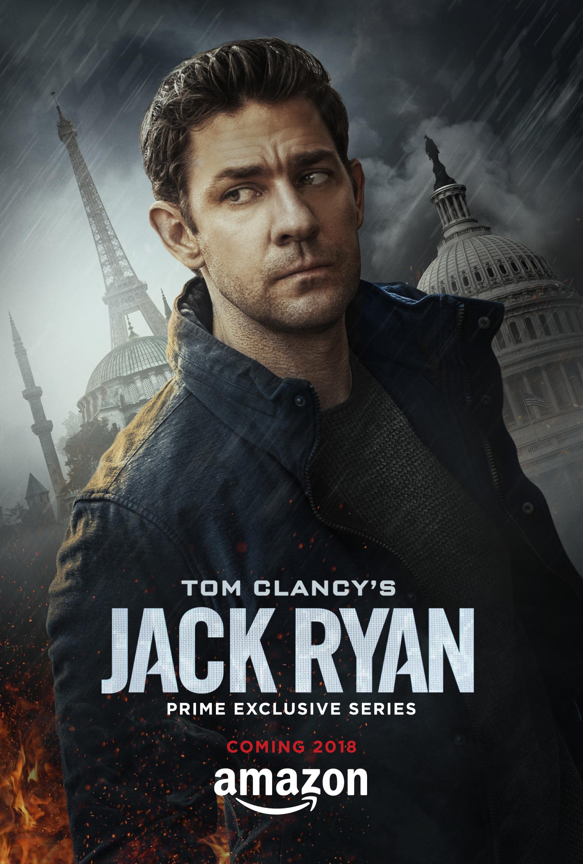 Jack Ryan Trailer & Poster