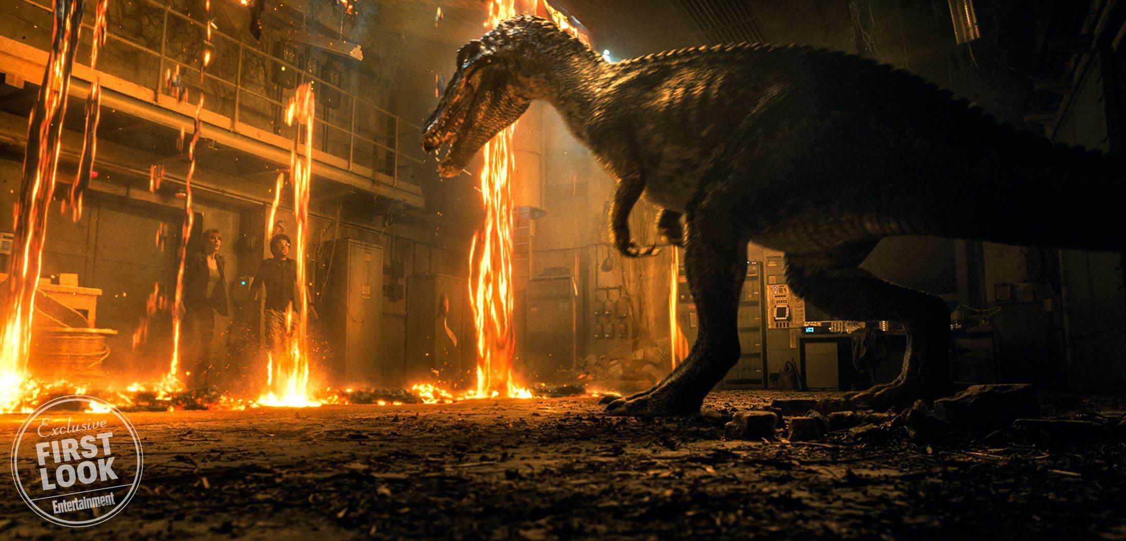 Jurassic World Das gefallene Königreich Teaser & Bild 1