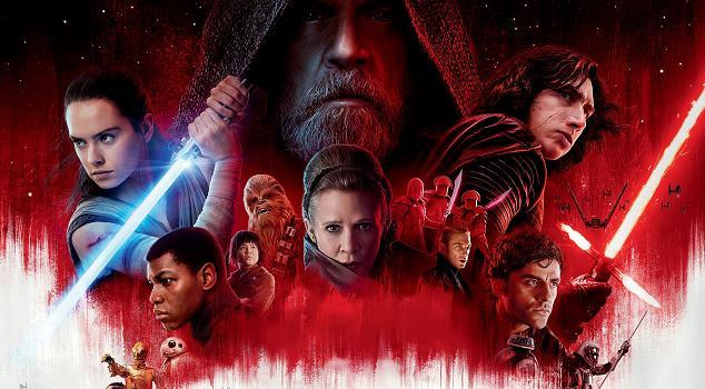 Star Wars Die letzten Jedi (2017) Filmkritik