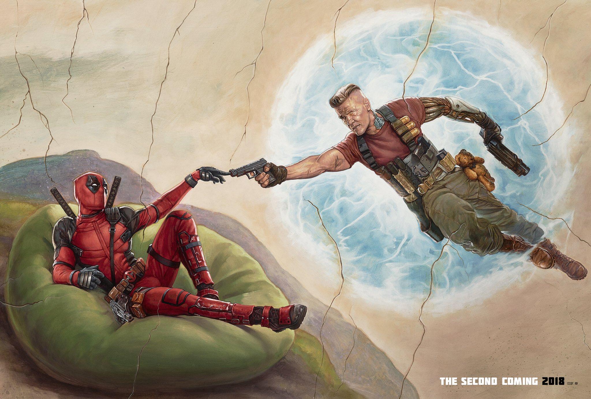 Deadpool 2 Banner 1