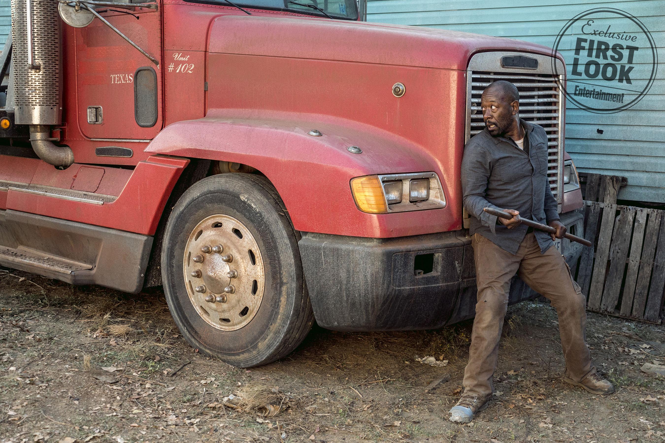 The Walking Dead Staffel 4 Start
