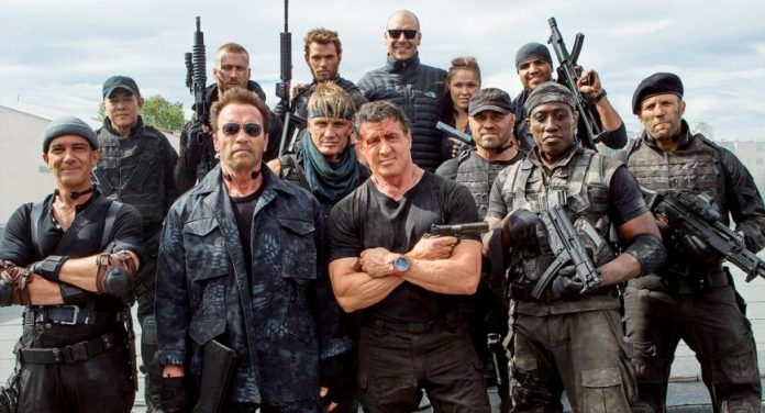The Expendables 4 Stallone