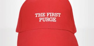 The Purge 4 Poster