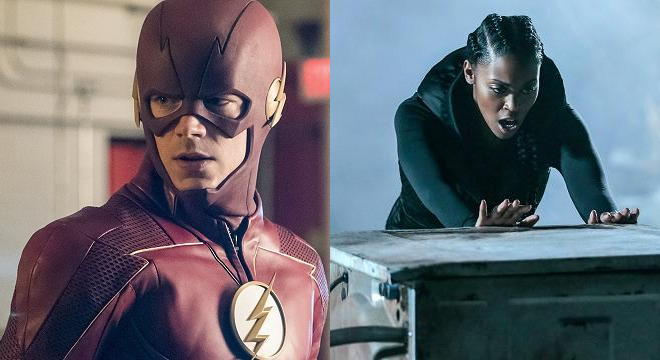 Black Lightning The Flash Staffel 4 Einschaltquoten