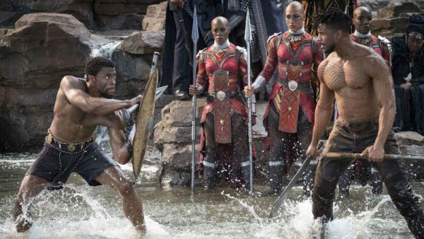 Black Panther (2018) Filmbild 3