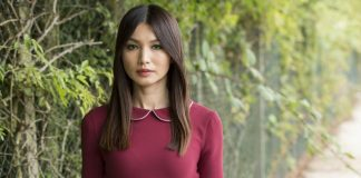 Captain Marvel Gemma Chan