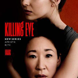 Killing Eve Trailer & Poster
