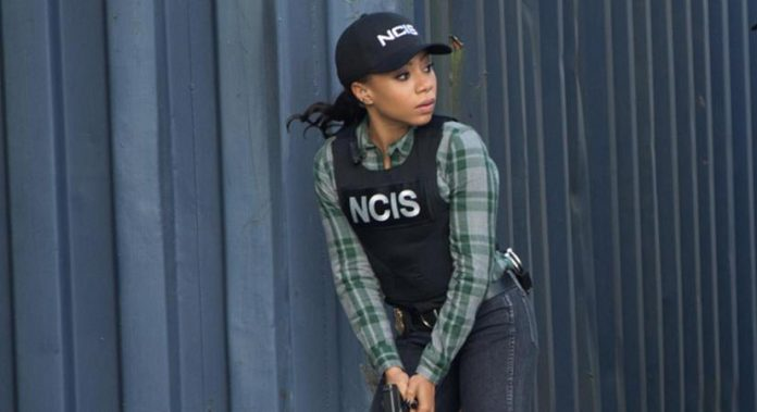 Navy CIS New Orleans Shalita Grant