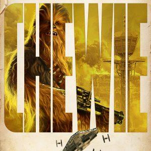 Solo A Star Wars Story Vorschau Poster 3