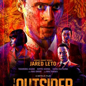 The Outsider Jared Leto Poster