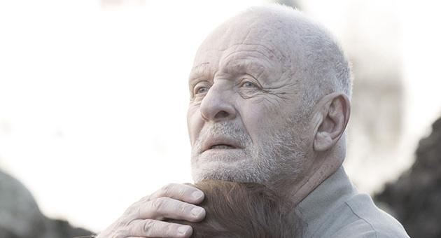 Anthony Hopkins King Lear