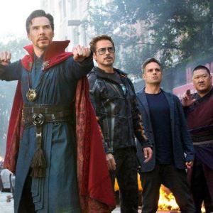 Avengers Infinity War Fotos 4