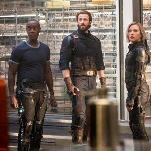 Avengers Infinity War Fotos 3