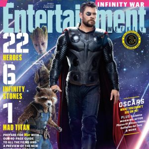 Avengers Infinity War Fotos & Cover 14