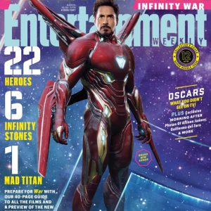Avengers Infinity War Fotos & Cover 4