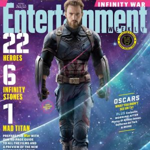 Avengers Infinity War Fotos & Cover 2
