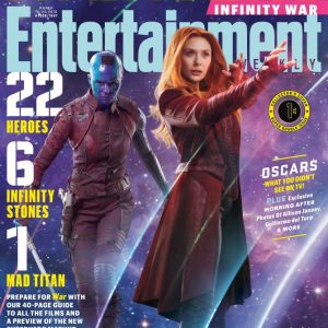 Avengers Infinity War Fotos & Cover 13