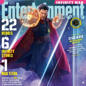 Avengers Infinity War Fotos & Cover 12