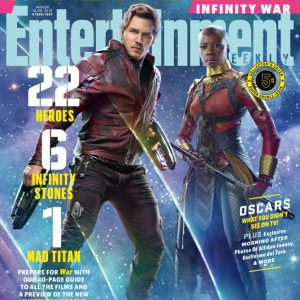 Avengers Infinity War Fotos & Cover 10