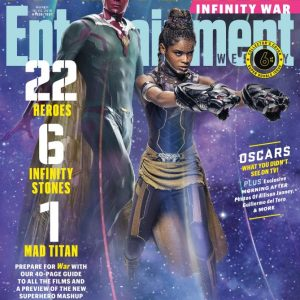 Avengers Infinity War Fotos & Cover 9