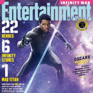 Avengers Infinity War Fotos & Cover 8