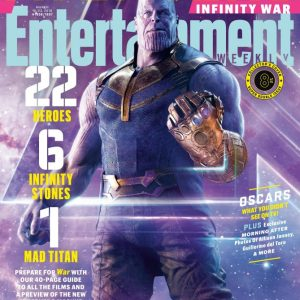 Avengers Infinity War Fotos & Cover 15