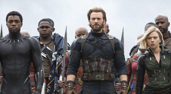Avengers Infinity War Fotos