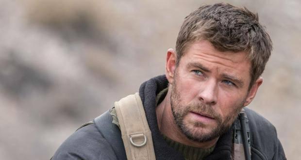 Men in Black Chris Hemsworth