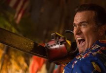 Bruce Campbell Ash Evil Dead