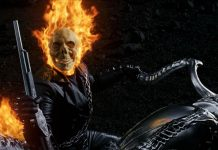 Ghost Rider R Rating