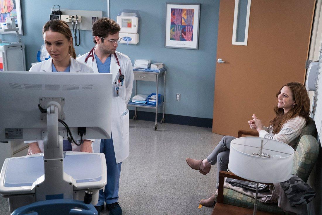 Greys Anatomy Staffel 14 Olivia Bild 2