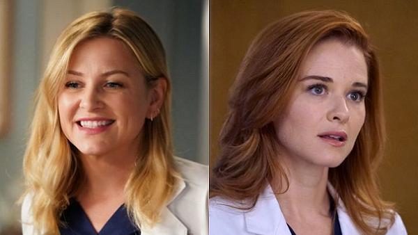 Greys Anatomy Staffel 15 Capshaw Drew